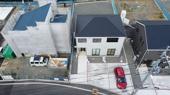 甲府市新田町 新築戸建全4棟 1号棟 南6m道路 車並列4 の画像