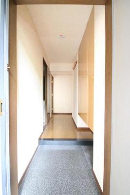 【玄関】エイルヴィラガーデンヒル貴船 205号室