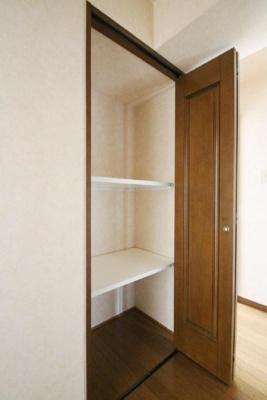 【収納】エイルヴィラガーデンヒル貴船 205号室