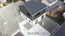甲府市新田町 新築戸建全4棟 4号棟 車5台以上駐車可能の画像