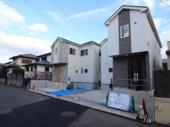 八千代市勝田台6丁目 全2棟 新築分譲住宅の画像