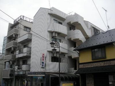 【外観】アールブラン生田