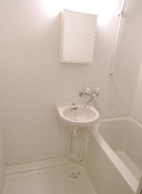 【浴室】アールブラン生田