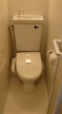 【トイレ】スカイコート世田谷