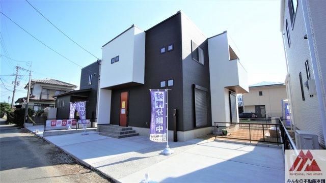 【外観】諏訪野町新築建売B棟