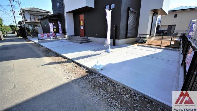【駐車場】諏訪野町新築建売B棟