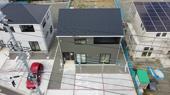 甲府市新田町 新築戸建全4棟 2号棟 南道路の敷地57坪の画像