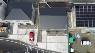 甲府市新田町全4棟2号棟・敷地面積57坪超