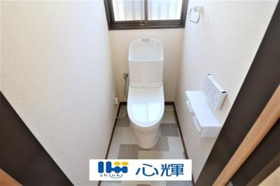 【トイレ】防府市田島 中古2階建