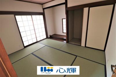 和室はゲストルームとしても使用できます。