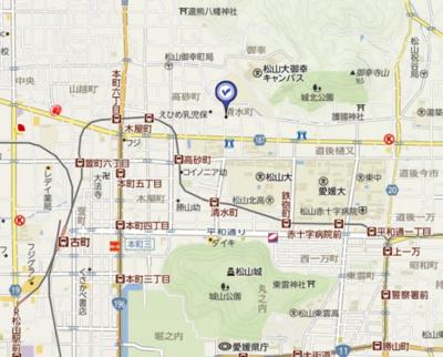【周辺】アンディーン清水町