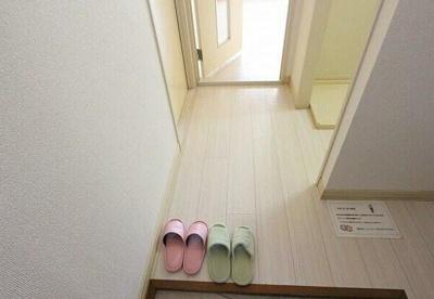 【玄関】ファミールB