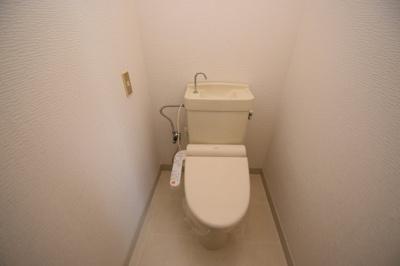 【トイレ】西町ハイツ ㈱Roots