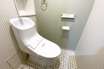 衛生面が気になる方でも安心して下さい。トイレもしっかり新調していますので、気にせずお使い頂けます。