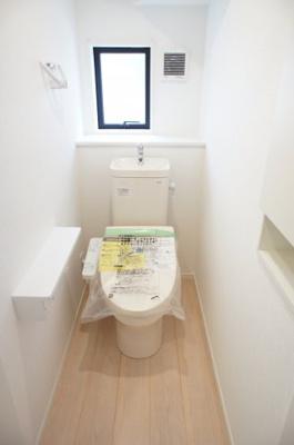 【トイレ】清岸寺第3 1号棟