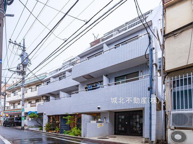 【外観】グローリア初穂高円寺