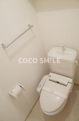 【トイレ】イルマーレ石神