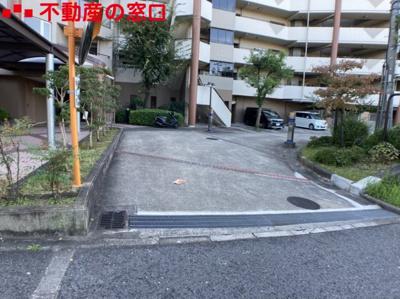 【エントランス】新多聞3団地
