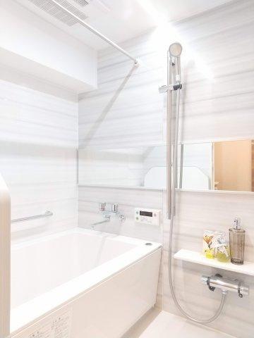 【浴室】西小山サマリヤマンション