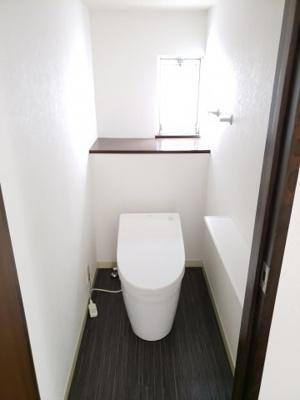 【トイレ】鳥取市吉成1丁目 中古戸建て