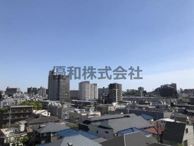 【展望】北赤羽パークホームズ
