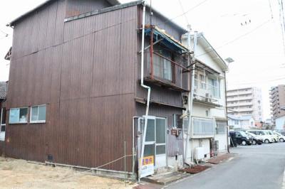 【外観】栗原西 売土地
