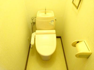 【トイレ】エイト駒沢