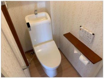 【トイレ】湘南ライフタウン駒寄第二住宅
