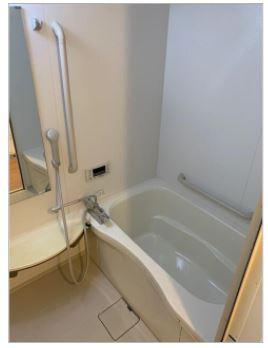 【浴室】湘南ライフタウン駒寄第二住宅