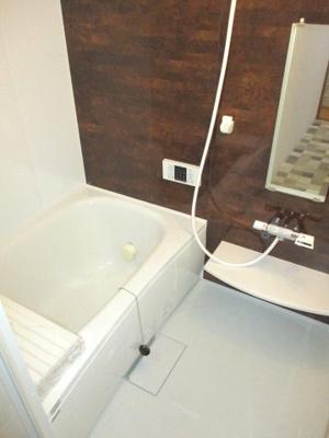 【浴室】エクセルコート南五葉
