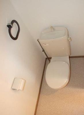 【トイレ】ドミールヒロ