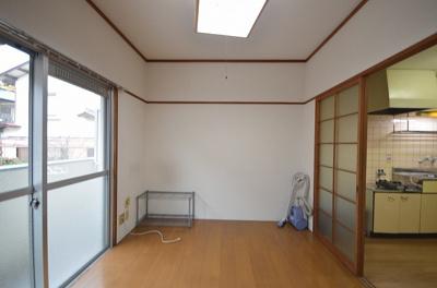 【居間・リビング】紅緑園ビル