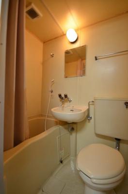 【浴室】紅緑園ビル