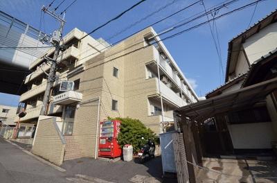 【外観】紅緑園ビル