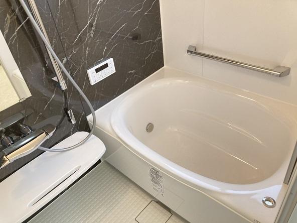 【浴室】水戸市東前中古戸建