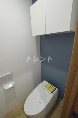【トイレ】DeLCCS山吹神楽坂【デルックス山吹神楽坂】