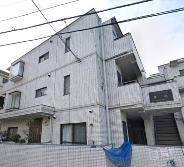 【外観】パーソネージュ横浜