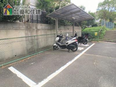【駐輪場】伊川谷住宅 12号棟