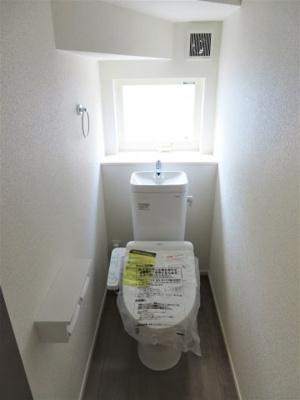 【トイレ】川西市東多田1丁目 新築戸建
