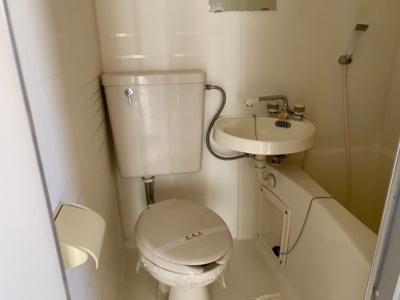 【浴室】三波ビル