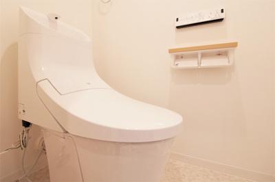 【トイレ】グリーンコーポジェームス山一番館