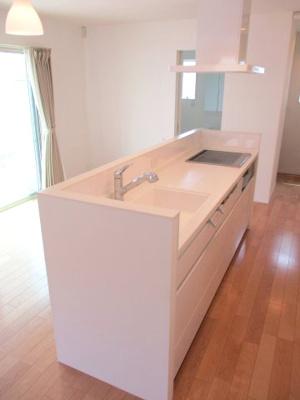 【キッチン】神戸市垂水区北舞子三丁目 中古戸建