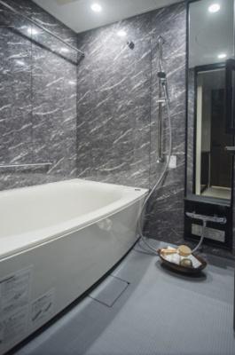 【浴室】パークナード南麻布