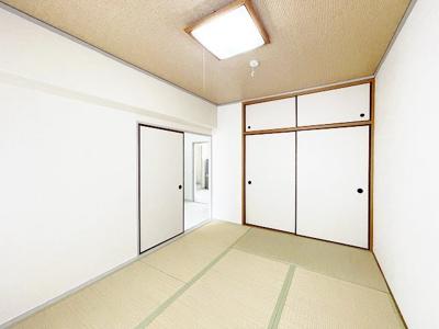 【和室】コープ野村浜寺公園3棟