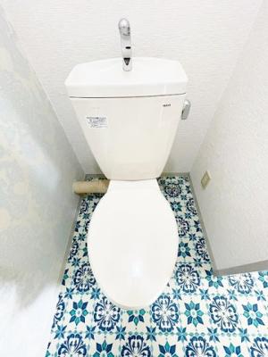 【トイレ】コープ野村浜寺公園3棟