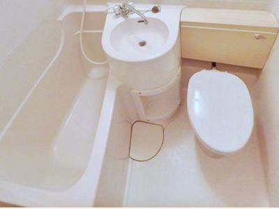 【浴室】武蔵野ビューハイツ
