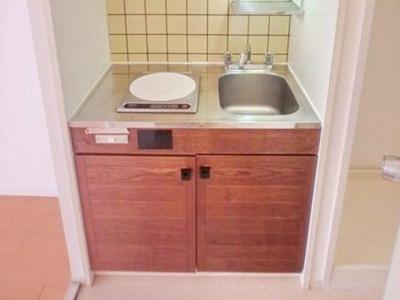【キッチン】武蔵野ビューハイツ