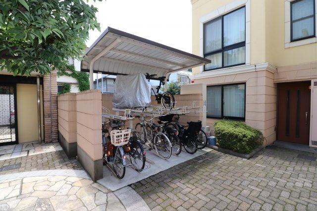 【駐輪場】東急東横線「代官山」駅徒歩7分 セボン代官山