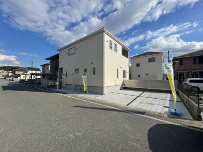 【前面道路含む現地写真】小野市大島町 第1 1号棟