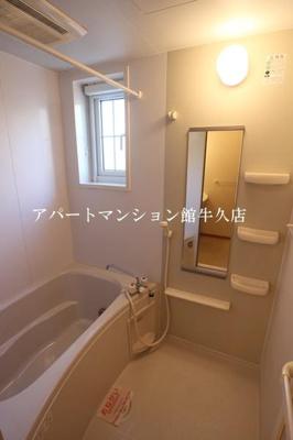 【浴室】さくらヒルズ霞台 壱番館